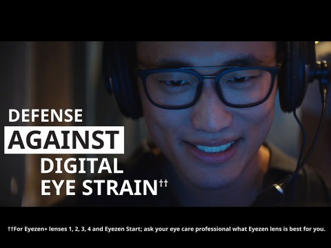 EYEZEN – Digital Display