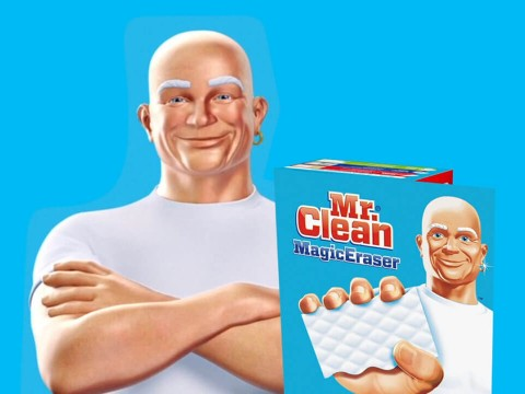 PROCTER & GAMBLE – Mr Clean Social